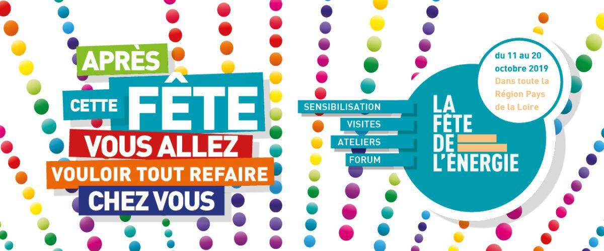 11/20 octobre : Forums de l'écoconstruction en Pays de la Loire