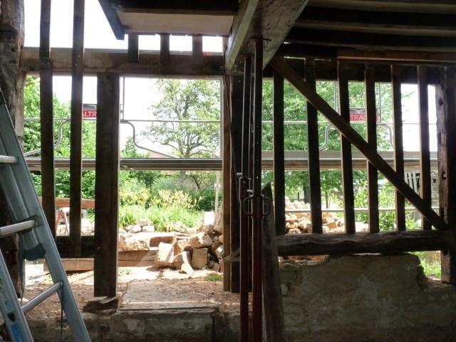Du 26 août au 6 septembre : Chantier participatif Torchis à Landigou (61)