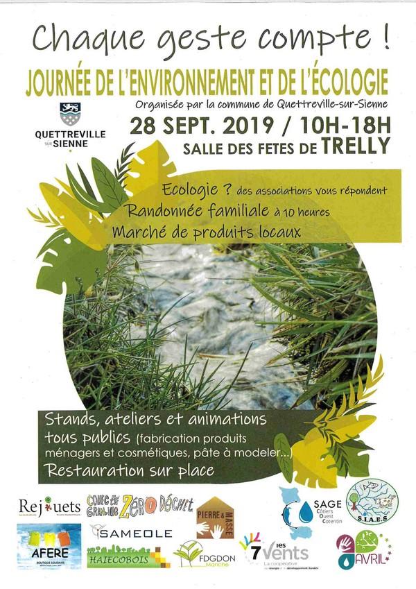 Samedi 28 septembre à Trelly : journée de l'environnement et de l'écologie avec Pierre & Masse