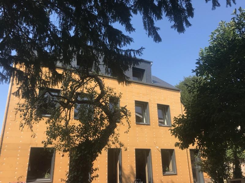 Reportage France 3 : visite d'une rénovation BBC biosourcé