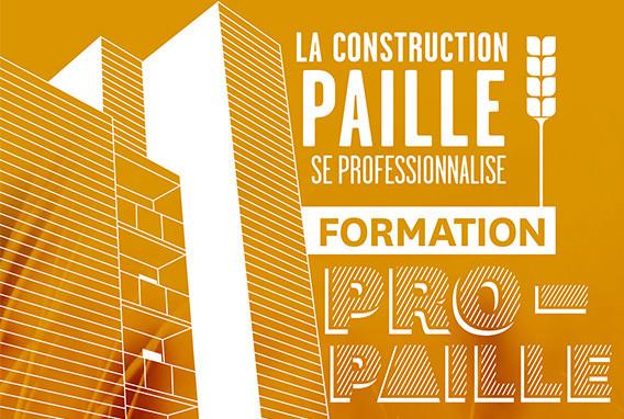 L'ARPE Normandie relance les formations ProPaille pour 2020 !