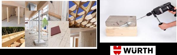30/01 Ecodéj' à Seine Ecopolis : Les systèmes et assemblages constructifs bois