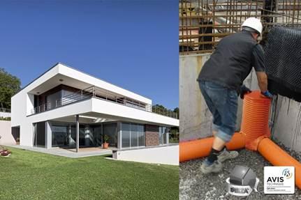 05/03 Ecodéj' à Seine Ecopolis : Normes et solutions pour le drainage périphérique des bâtiments. Attention aux supercheries !
