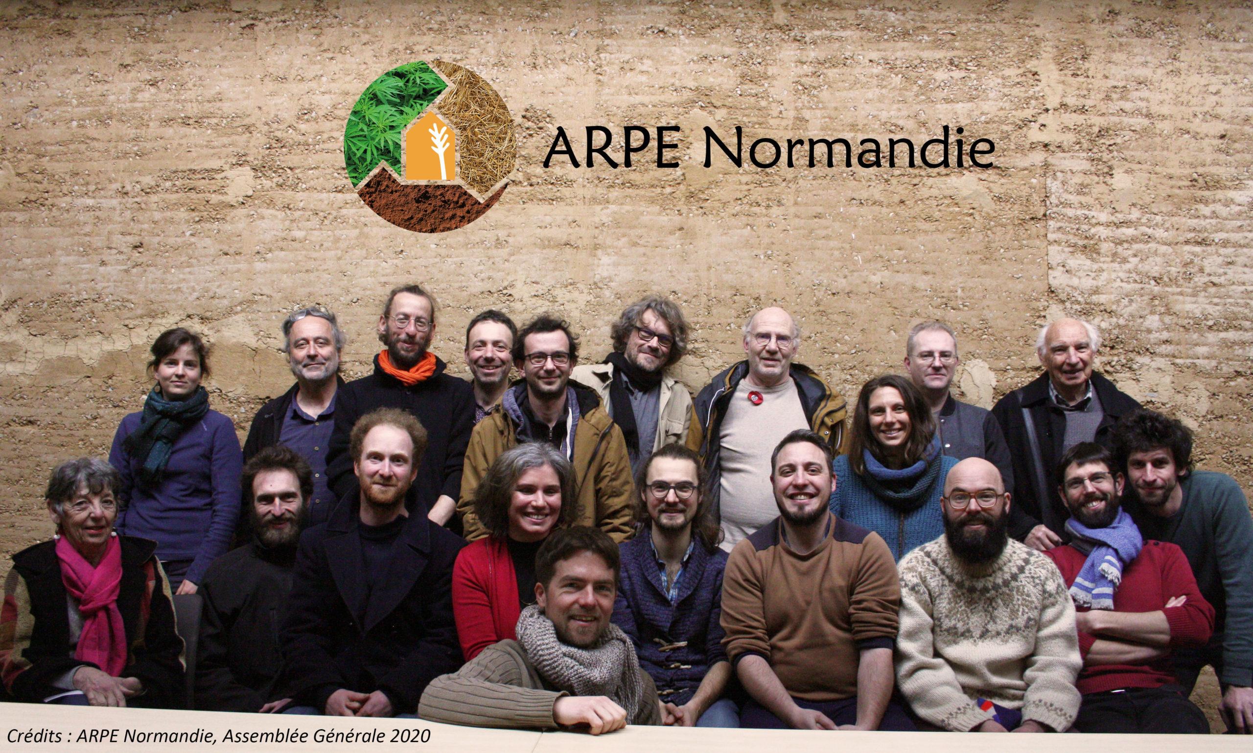 AG de l'ARPE Normandie : retour en images, remerciements et coronavirus