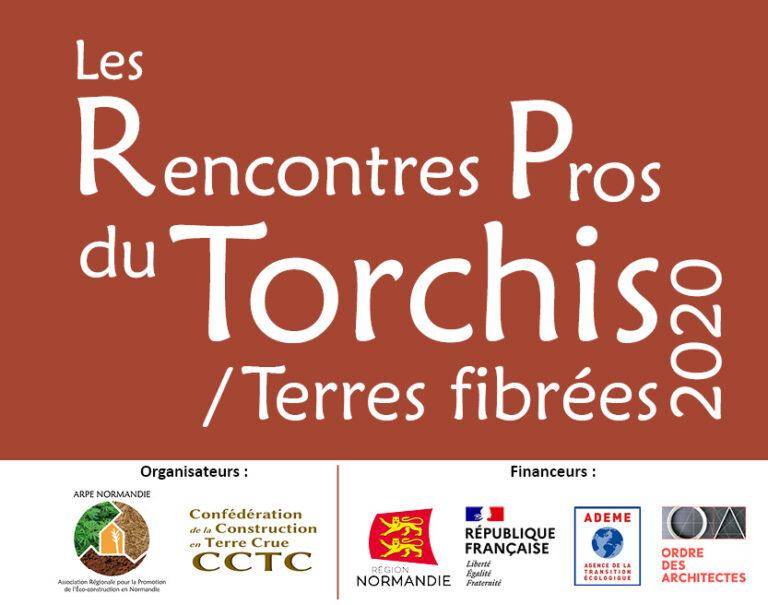 Publication des vidéos de la première partie des Rencontres pros du Torchis/terres fibrées 2020