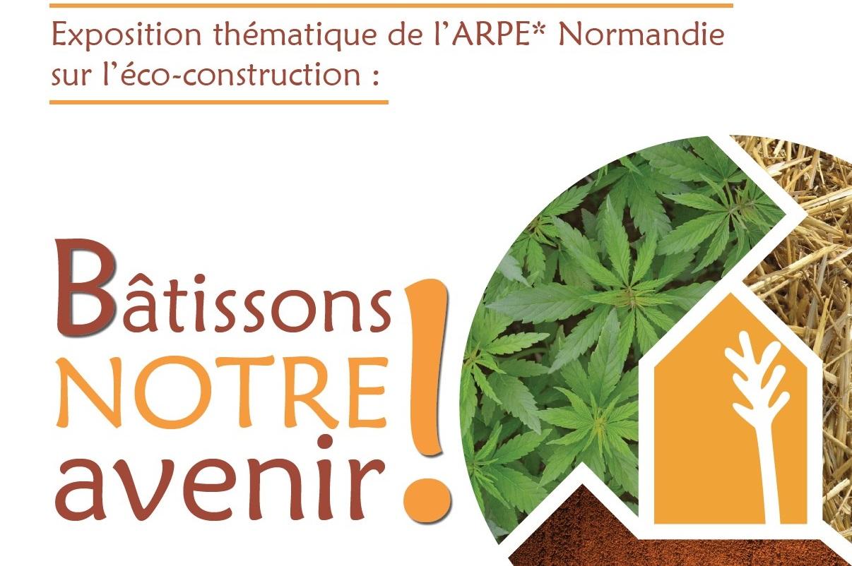 Demandez l'exposition de l'ARPE «Bâtissons notre avenir !»
