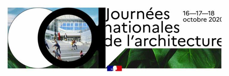 16-18/10 : Journées nationales de l'architecture, matières à construire… Et à reconstruire !