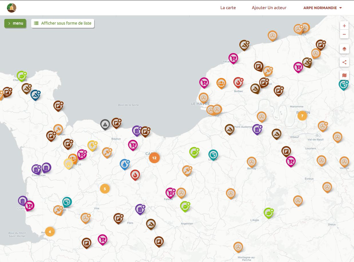 Zoom sur les tables-rondes de la plénière du club éco-construction du 16/12 : les professionnels identifiés par le réseau