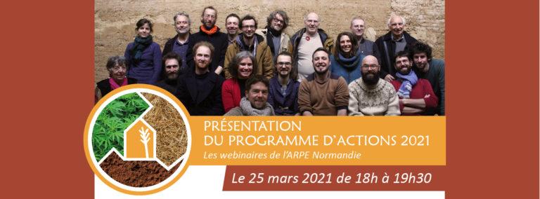 Participez au webinaire de l'ARPE le 25 mars de 18h à 19h30