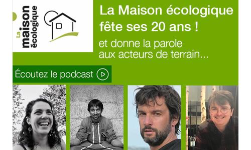 La Maison Écologique a 20 ans !