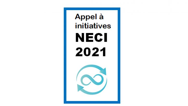 Découvrez NECI 2021 : un appel à initiatives en faveur de l'économie circulaire