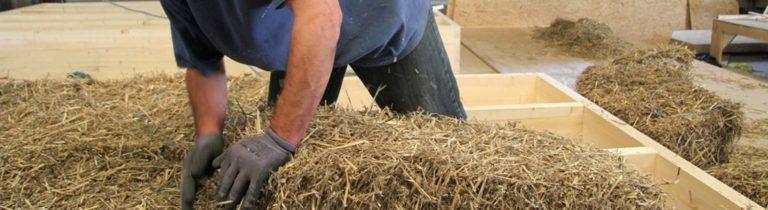 Professionnels du bois : ACCORT-Paille vous propose une nouvelle formation