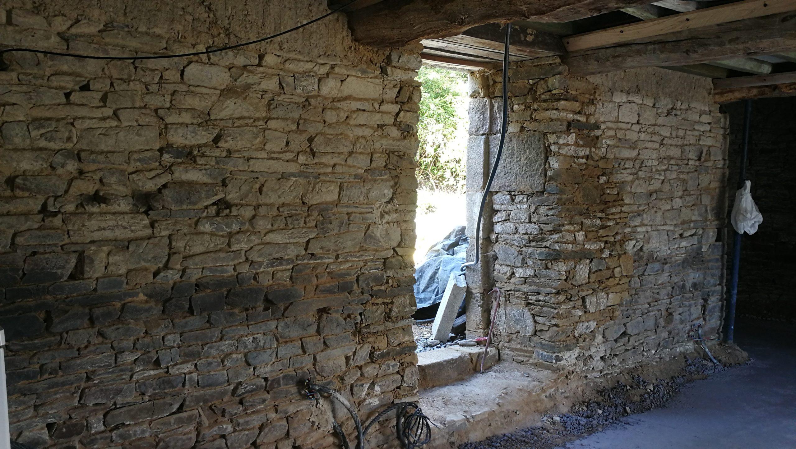7-11/06 : un nouveau chantier participatif près de Coutances