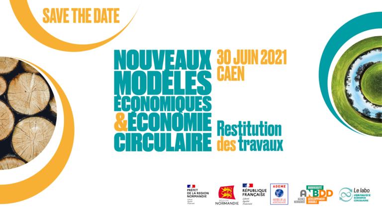 30/06 : Nouveaux modèles économiques & économie circulaire, restitution des travaux