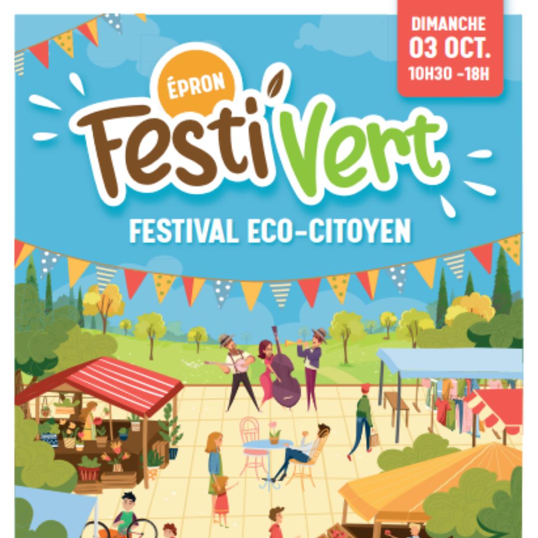 Festi'vert : le festival engagé d'Epron, le 3 octobre